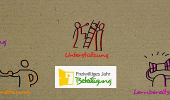 """Dein """"Freiwilliges Jahr Beteiligung"""" bei Youth Bank"""