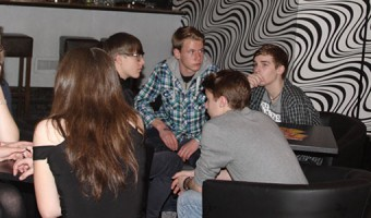 Jugendcafé im Kulturpalast